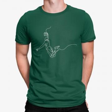 Camiseta Jugador de Baloncesto