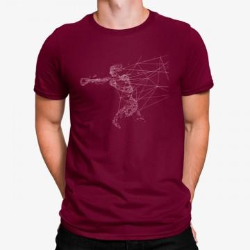 Camiseta Boxeador Minimalista