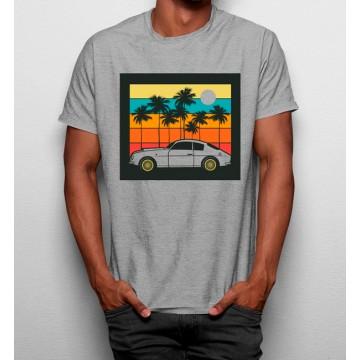 Camiseta Coche Sunset