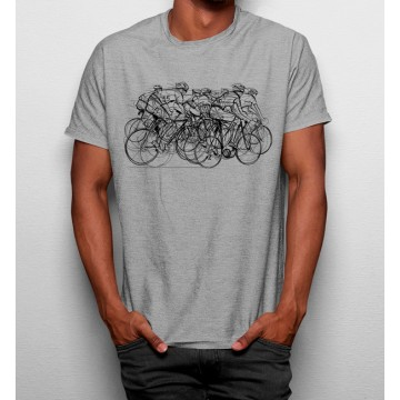 Camiseta Grupo Ciclistas