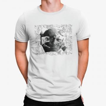 Camiseta Picasso Retrato Guernica