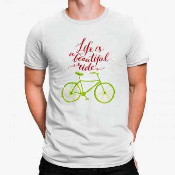 Camiseta La Vida es un Hermoso Paseo