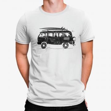 Camiseta Furgoneta Artistas