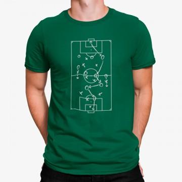 Camiseta Campo de Fútbol