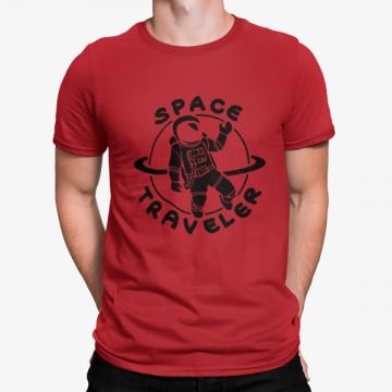 Camiseta Astronauta Viajero Espacio