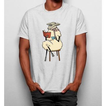 Camiseta Oveja a Leer