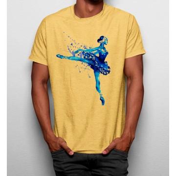 Camiseta Bailarina Ballet Hermosa