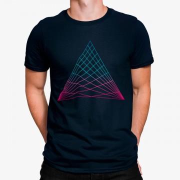 Camiseta Triángulo Geómetrico