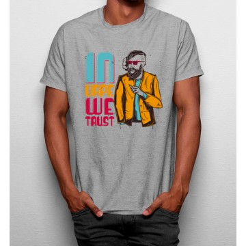 Camiseta Vape Chico Hipster