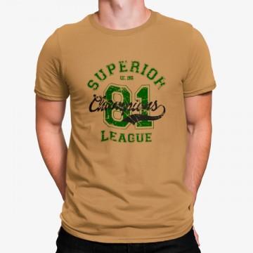Camiseta Liga de Campeones Retro