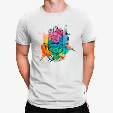 Camiseta Hamsa Mano