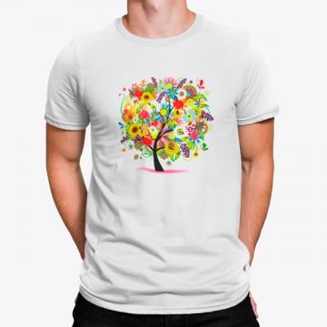 Camiseta Árbol Primavera