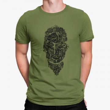 Camiseta Retrato Naturaleza