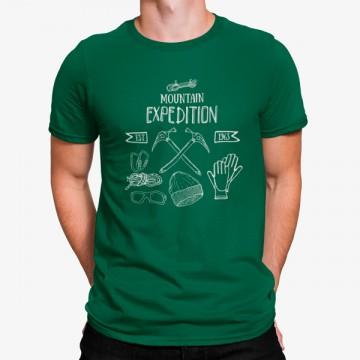 Camiseta Expedición a la Montaña