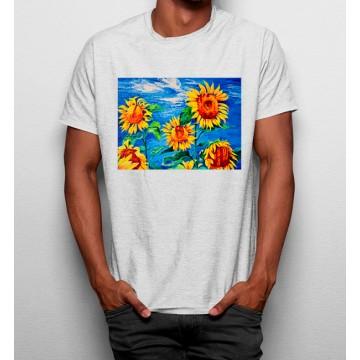 Camiseta Campo de Girasoles
