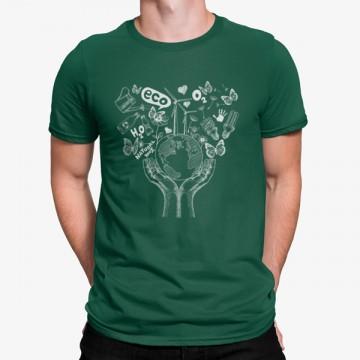 Camiseta Mundo en Tus Manos Ecología
