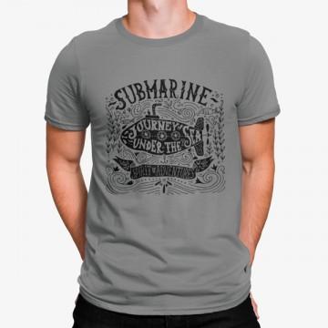 Camiseta Viaje Submarino