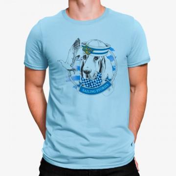 Camiseta Historias de un Perro Marinero