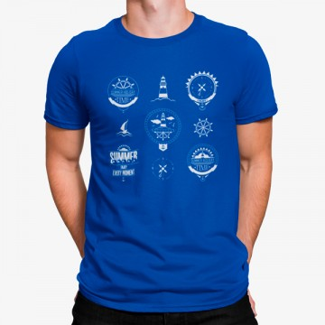 Camiseta Faro Navegación
