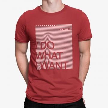 Camiseta Hago lo que Quiero