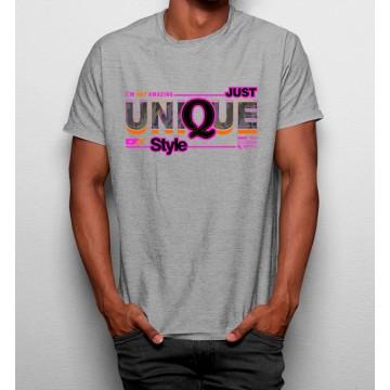 Camiseta Estilo Único