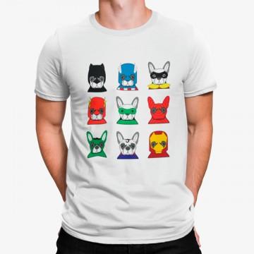 Camiseta Super Perros