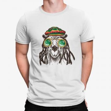 Camiseta Camello Rastarafi Hippie