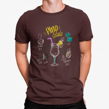 Camiseta Pina Colada