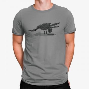Camiseta Cocodrilo con Huevo