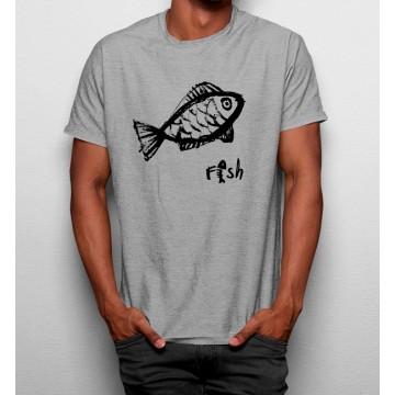 Camiseta Fish Pece