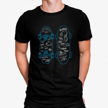 Camiseta Tabla Skate