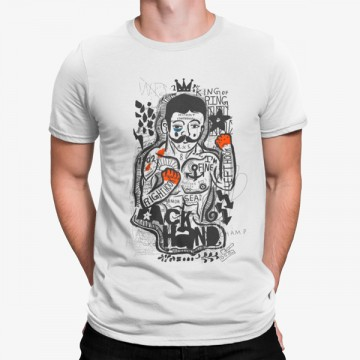 Camiseta Boxeo Boxer Artistico