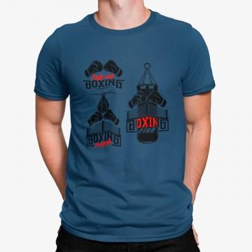 Camiseta Boxeo Fight Club Guantes