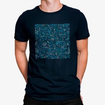 Camiseta Pi Números Matemáticas