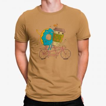 Camiseta Donut & Café