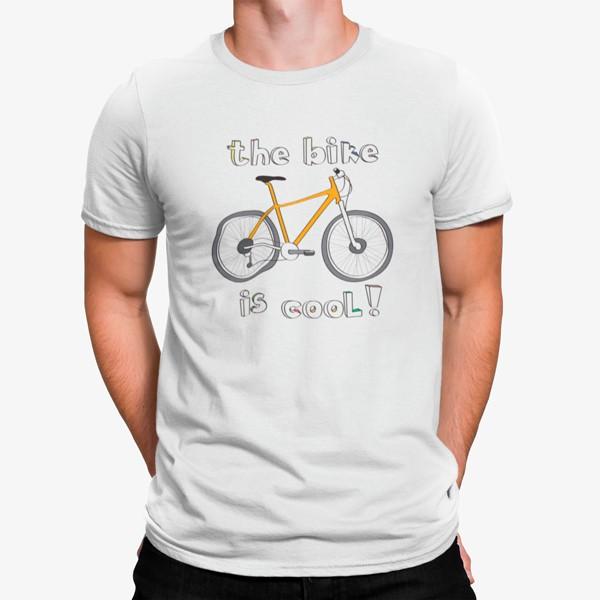 Camiseta La Bicicleta es Divertida