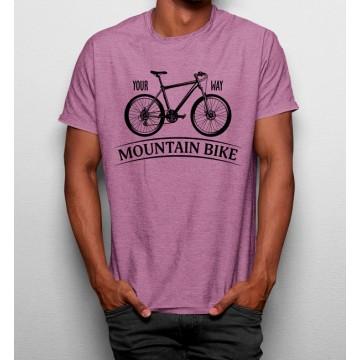 Camiseta Bicicleta Montaña