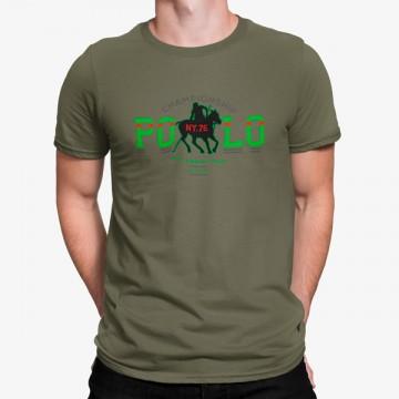 Camiseta Polo New York Campeonato