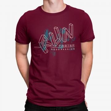 Camiseta Corre Más Rápido