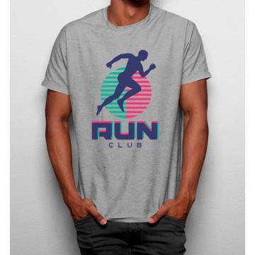 Camiseta Correr Club Running