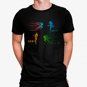 Camiseta Energy Sport Run Style