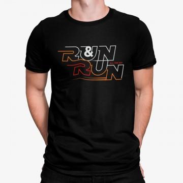 Camiseta Run Run Running
