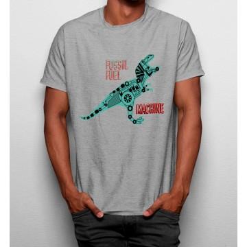 Camiseta Robot Dinosaurio Maquina