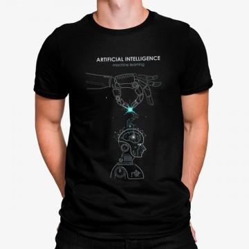 Camiseta Robot Inteligencia Artificial