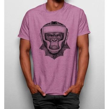 Camiseta Mono Boxeador