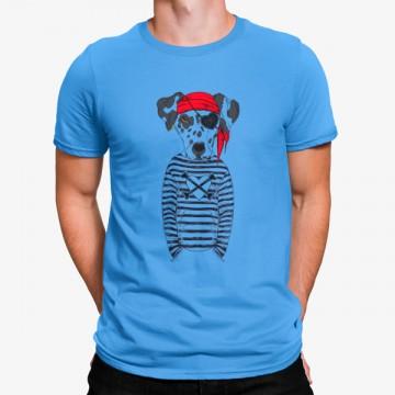 Camiseta Dálmata Pirata