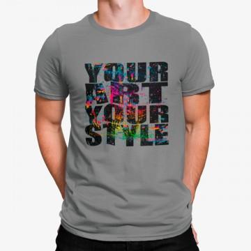 Camiseta Tu Arte Tu Estilo