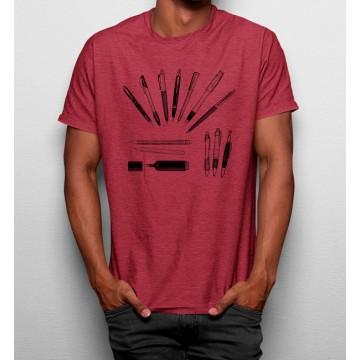Camiseta Bolígrafos