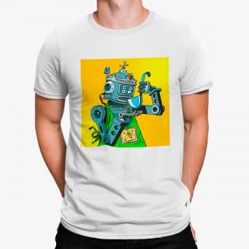 Camiseta Robot Cocinero