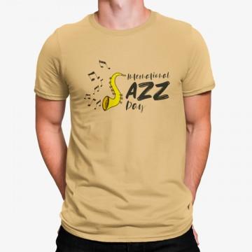 Camiseta Dia Internacional Jazz